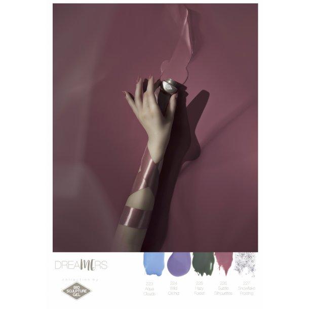BIO Color Poster 42*30 - Plakat nr. 13 (Subtle Silhuettes)