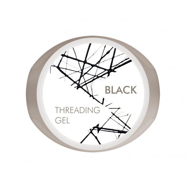 Bio Sculpture Threading Gel - black
