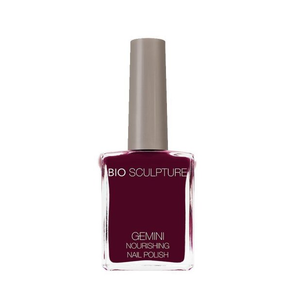 Gemini Nail Polish 14ml - nr. 86 Dark Plum kr. 125