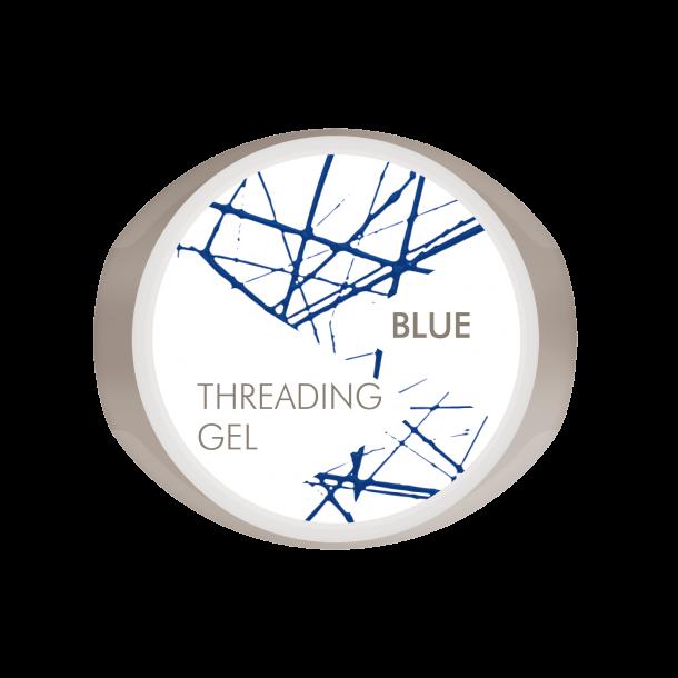 Bio Sculpture Threading Gel - Blue - Festive