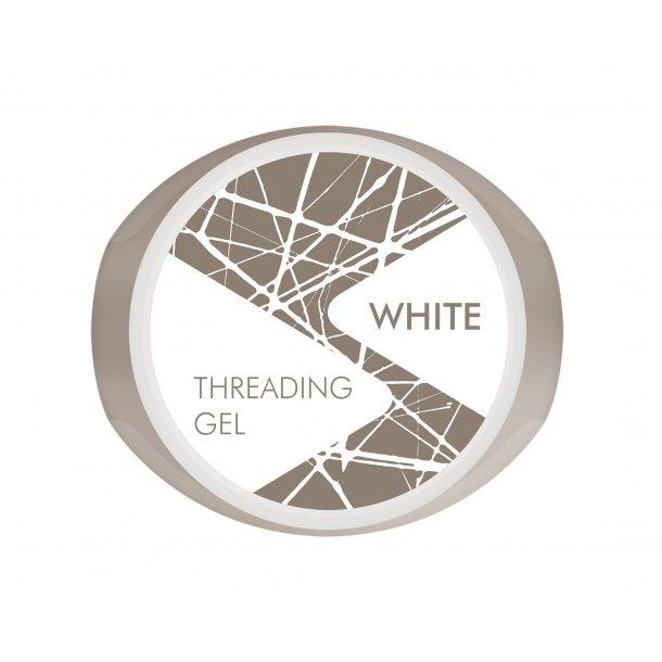 Bio Sculpture Threading Gel - white